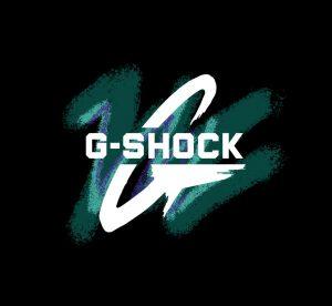 G-Shock retro Header