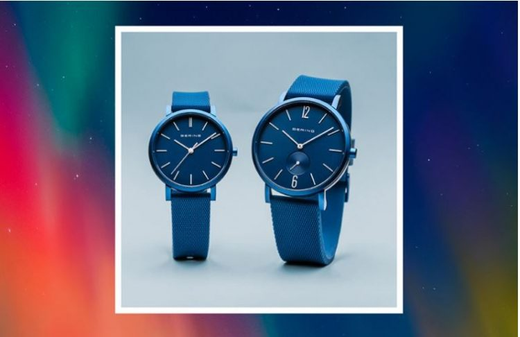 New True Aurora Collection From Bering