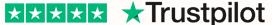 Bewertet 5 Sterne auf Trustpilot