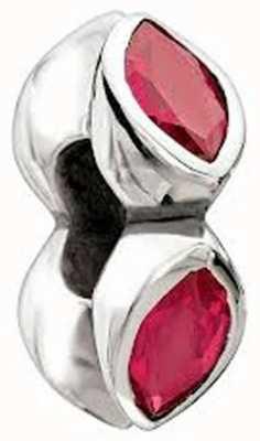 Chamilia Sterlingsilber w stone - Midtown Marquis - fuchsia cz 2620-0001