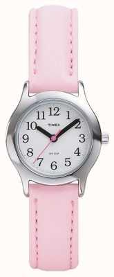 Timex Frauen / Kinder rosa Bügeluhr T79081