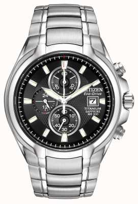 Citizen Mens Eco-Drive Titan CA0260-52E