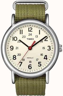 Timex Herren Quarz Analog T2N651