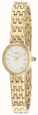Rotary Damen vergoldet Armband LB02084/02