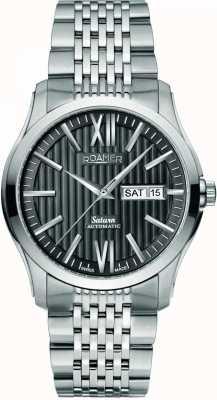 Roamer Mens-Edelstahl-Armbanduhr 941637415390