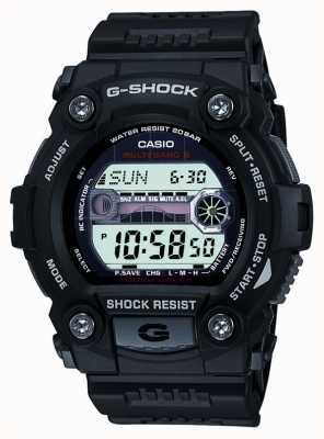 Casio Mens schwarz G-Shock Digital Chronograph GW-7900-1ER