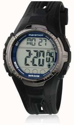 Timex Ironman-Marathon grauen Ziffer T5K359