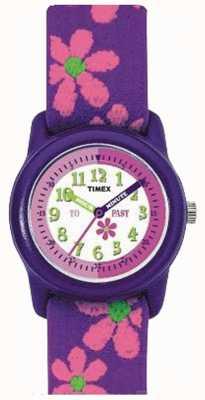 Timex Erfahren Sie, wie Sie die Zeitbanduhr sehen T89022