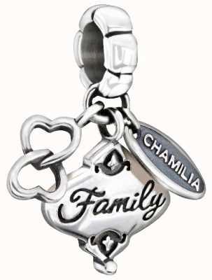 Chamilia Sterling Silber - ihr Geschenk der Familie 2010-3139