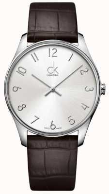 Calvin Klein Klassische Herrenuhr K4D211G6