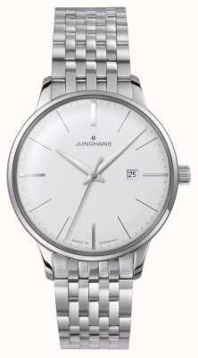 Junghans Meister Damen Quarz Silber Armband 047/4372.44