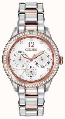 Citizen Damen Silhouette Kristall Uhr FD2016-51A