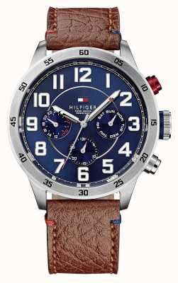 Tommy Hilfiger Mens trient Multifunktionsuhr 1791066