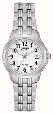 Citizen Damen Silhouette Sport Eco-Drive Uhr EW1540-54A