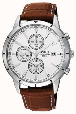 Lorus Herren Chronograph Alarm Bügeluhr RF325BX9