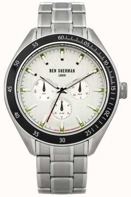 Ben Sherman London Herrenuhr WB011SM