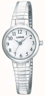 Lorus Ladies 'Stahl Expander Armbanduhr RG239NX9