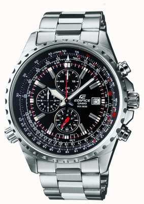 Casio Herren Edifice Chronograph Uhr EF-527D-1AVEF