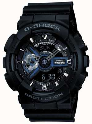 Casio G-Shock-Chronograph GA-110-1BER
