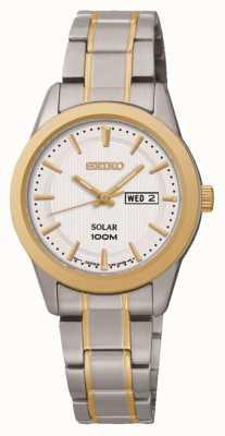 Seiko Ladies Tag / Datumsanzeige Uhren SUT162P1