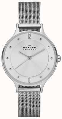 Skagen Damen anita Edelstahl-Armbanduhr SKW2149