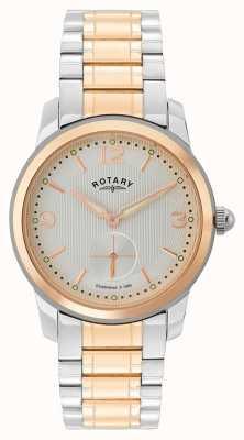 Rotary Cambridge Mens zwei Ton-Uhr GB02701/01