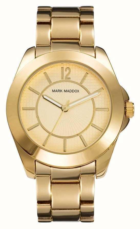 95 Maddox 'goldenen Mm3004 Watches Mark Ladies Chic Class First luT3FK1cJ