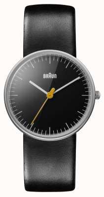 Braun Ladies all schwarze Uhr BN0021BKBKL