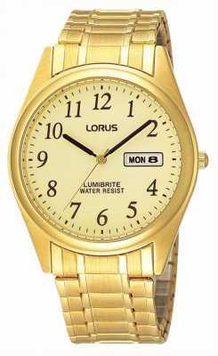 Chronograph Vergoldete First 97b171 Herren Bulova Edelstahluhr XuZPiOkT