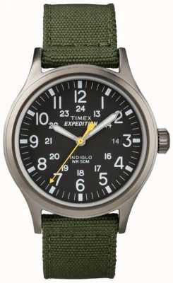 Timex Mens INDIGLO Expedition Uhr T49961