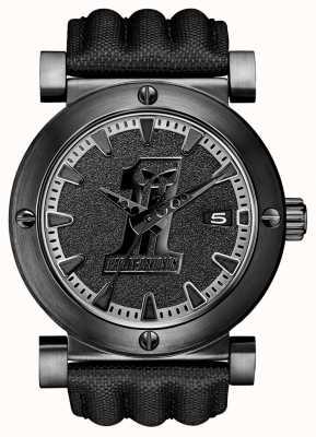 Harley Davidson Mens black label Uhr 78B131