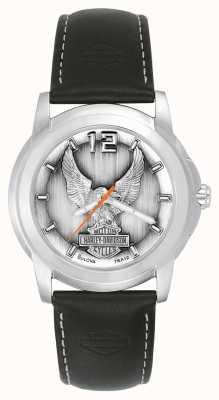 Harley Davidson Black eagle Uhr 76A12