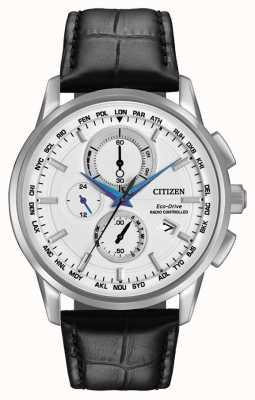 Citizen Eco-Drive Welt chrono bei Funk Leder AT8110-02A
