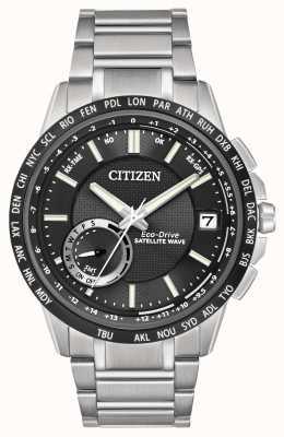 Citizen F150 Satelliten-Welle * Fernsehen beworben * CC3005-85E