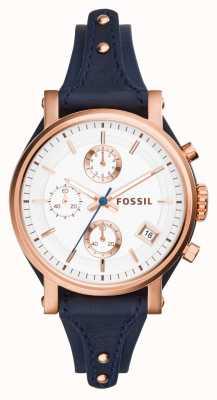 Fossil Womens original Freund Roségold PVD- ES3838