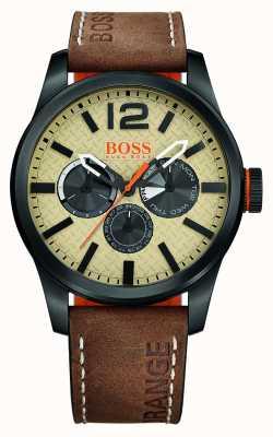 Hugo Boss Orange Hugo Boss paris braun Gurt 1513237