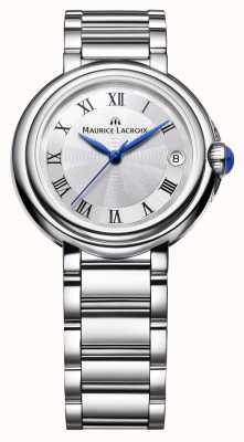 Maurice Lacroix Damen fiaba 28mm runder Edelstahl FA1004-SS002-110-1