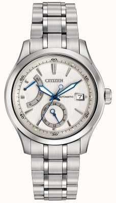 Citizen Automatischer Grand Classic Herren Edelstahl NB3010-52A