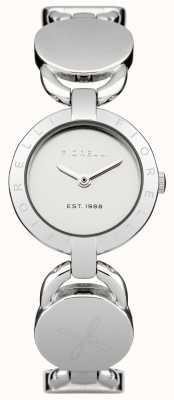 Fiorelli Der Frauen Silber Armband Silber Zifferblatt FO001SM