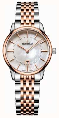 Dreyfuss Der Frauen mit zwei Tönen Armband DLB00135/41