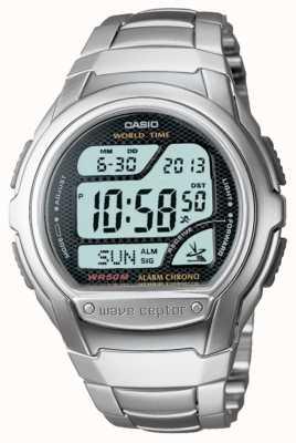 Casio Waveceptor Funkalarmchronograph WV-58DU-1AVES