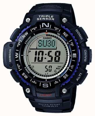Casio Dreifachsensor-Digitalchronograph SGW-1000-1AER