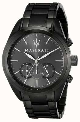 Maserati Traguardo 45mm Chrono IP Rotguss R8873612002