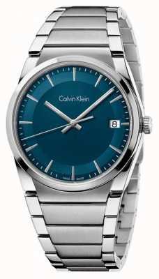 Calvin Klein Mens Schritt teal Wahl K6K3114L