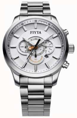 FIYTA Edelstahl-Chronograph G788.WWW