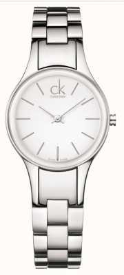 Calvin Klein Ex-Display Einfachheit Edelstahl K4323126-EXDISPLAY