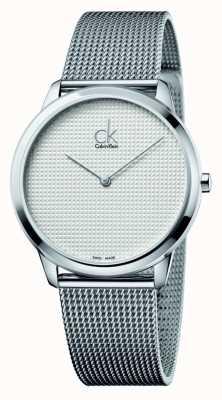 Calvin Klein Mesh-unisex minimal K3M2212Y