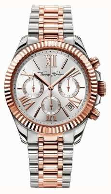 Thomas Sabo Uhr der Frauen göttlichen Chrono WA0221-272-201-38