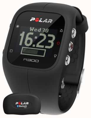 Polar Unisex A300 Aktivität Tracker (schwarz mit hr) 90051953