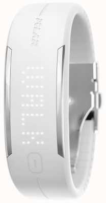 Polar Unisex Schleife 2 Pulver weiß Aktivität tracker 90054937
